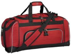 "Protege 24"" Duffel Bag with Wet Shoe Pocket $10"
