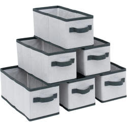 Mainstays K/D Drawers 6-Packs from $10