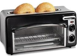 Hamilton Beach Toastation Toaster and Oven for $30