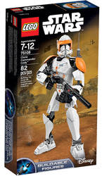LEGO Star Wars Clone Commander Cody for $11