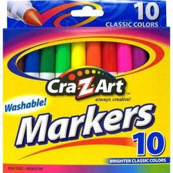Cra-Z-Art Washable Markers 10-Pack for 50 cents