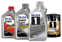 Mobil 5-Quart Motor Oil from $10