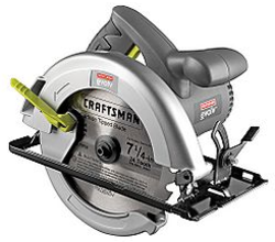 "Craftsman Evolv 12A Corded 7"" Circular Saw for $30 + pickup at Sears"