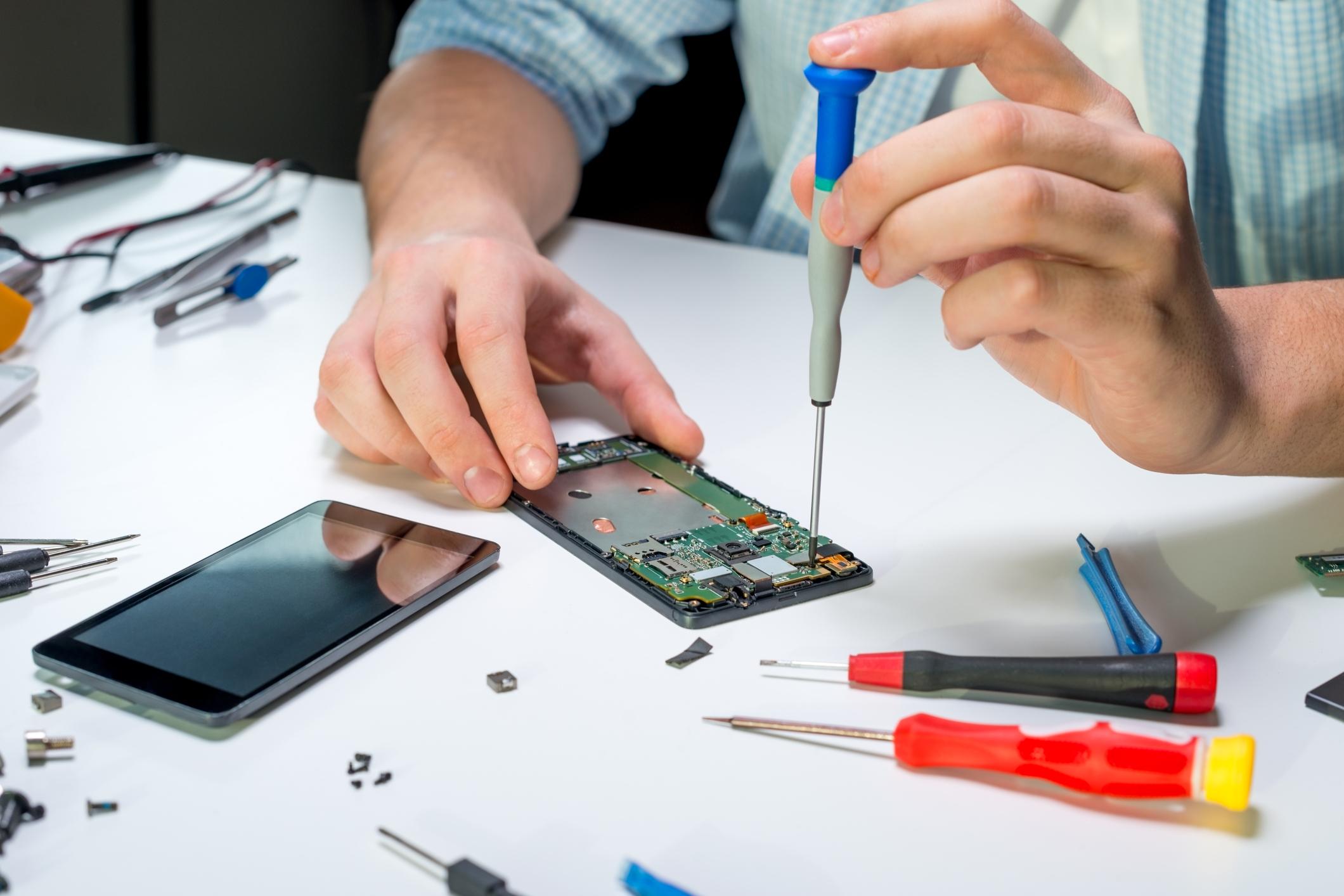 refurbishing phone