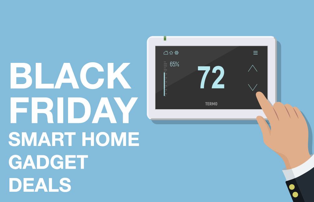 Black Friday smart home gadget deals