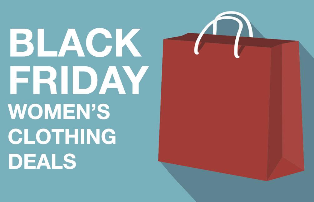 Black Friday women's clothing deals