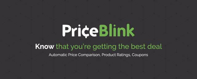 PriceBlink logo