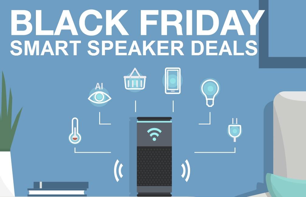 Black Friday smart speaker deals