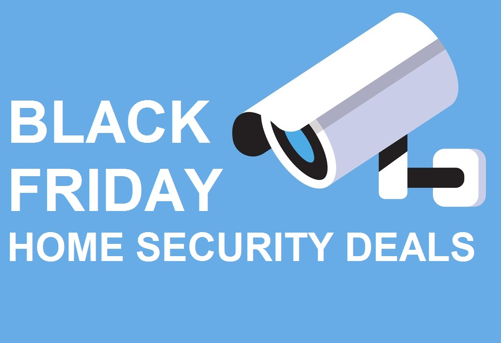Black Friday home security deals