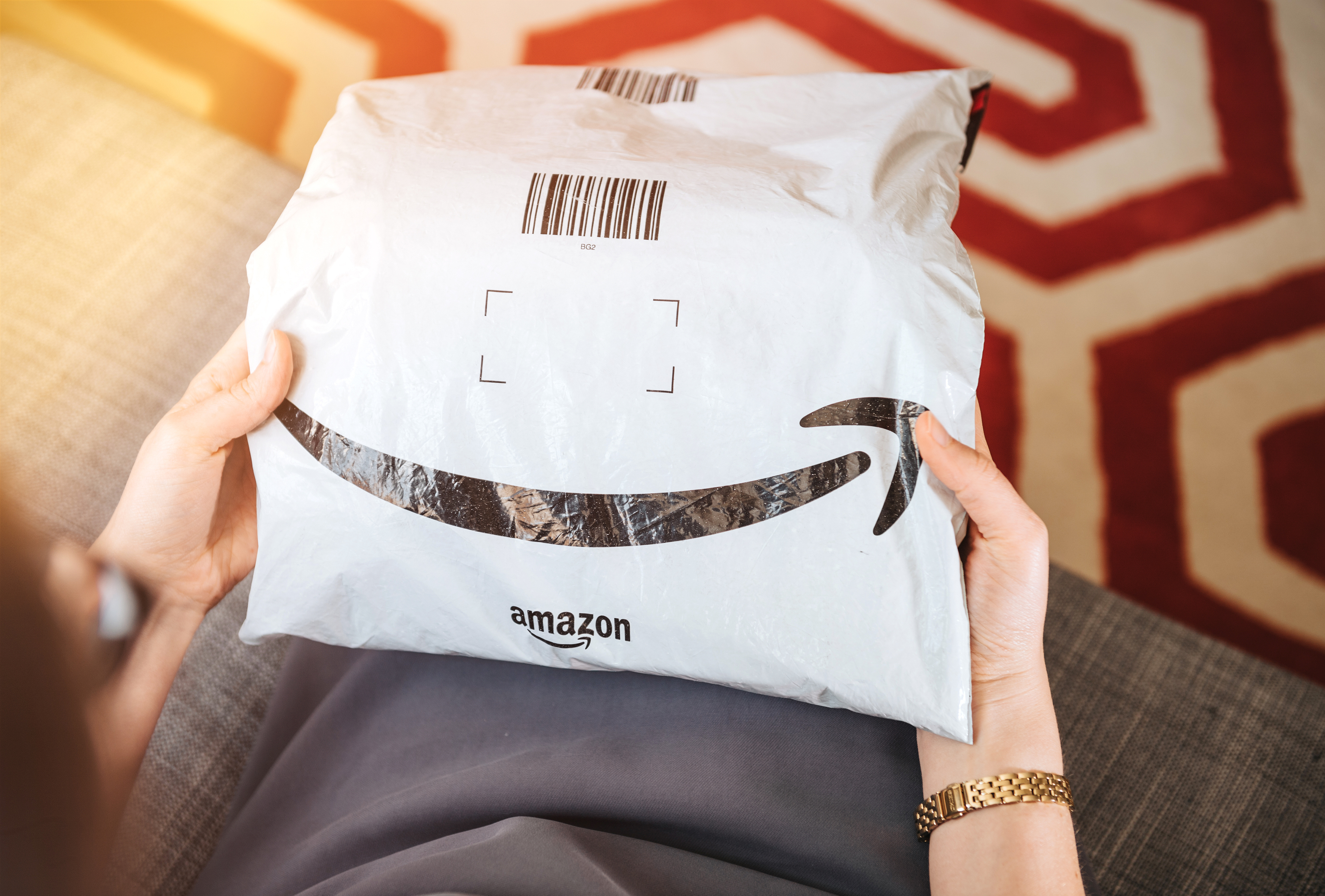 Amazon soft package